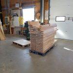 Fabrication bois menuisier