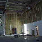 Isolation gymnase Loire Forez