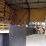 Fabrication bois plaine du Forez