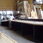 Fabrication meuble collectivités