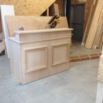 Fabrication bois magasin