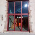 Fabrication porte d'entrée Loire 42