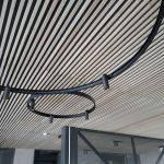 OBUT Saint bonnet le Château - Réalisation d'un plafond bois