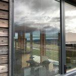 Fenêtre avec store intégré